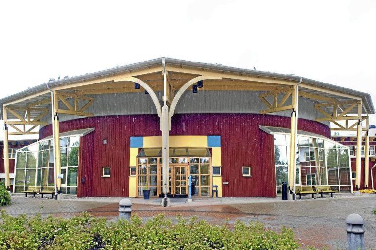 Bild på träcentrum Framtidsvägen 1 571 35, Nässjö